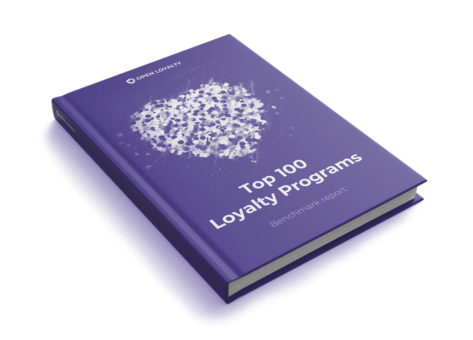 Top 100 Loyalty Programs benchmark report